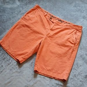 Brooks Brothers mens size 40 flat front shorts